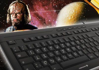 klingon-keyboard