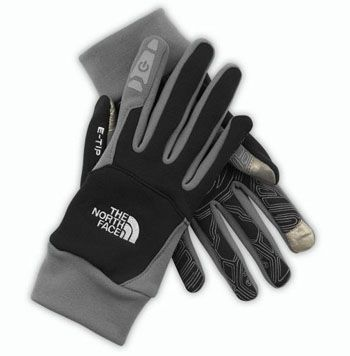 guantes north face tactiles
