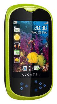 alcatel one touch mini
