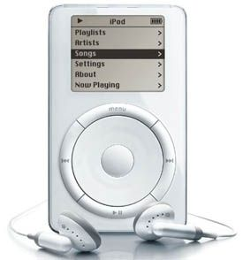 apple ipod-1g