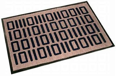 Binary-Welcome-Mat