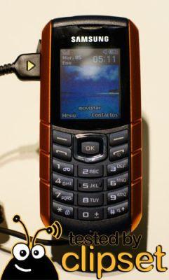 Samsung E2370 con Mega Batería