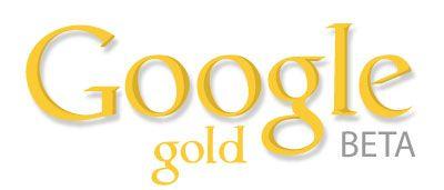 goolge gold logo clipset