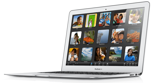 nuevo macbook air thunderbolt lion