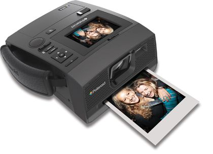 Polaroid ZINK digital Z340 clipset