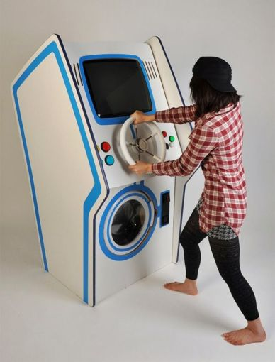 Laundry-Arcade