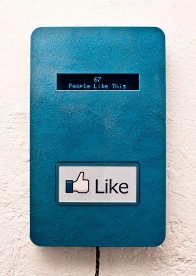 like facebook box real life