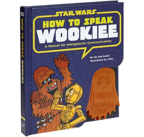 como hablar wookie