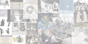 Collage of images contributed by recipients of Recordings at Risk grants, April 2019