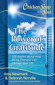 Cover of the book Chicken Soup for the Soul: The Power of Gratitude