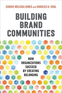 Building Brand Communities book cover