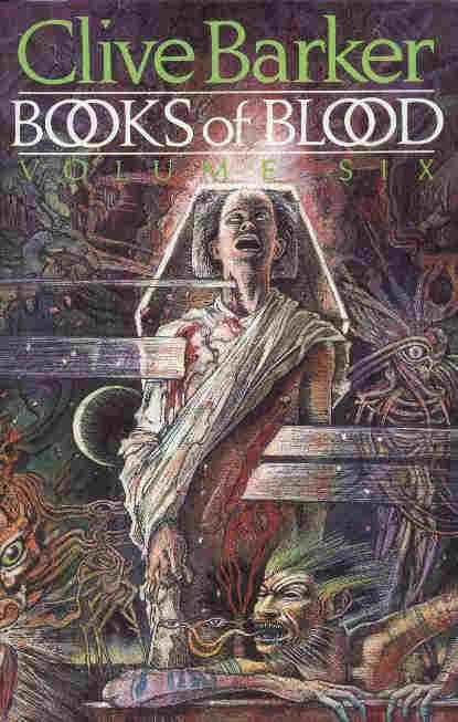 Bildresultat för books of blood
