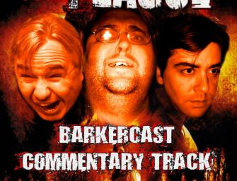 Clive Barker's The Plague – Audio Commentary