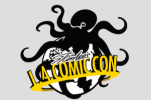 Clive Barker Invades Stan Lee's LA Comic-Con!