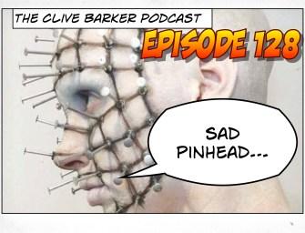 128: Sad Pinhead