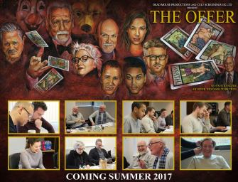 """Short Film, """"The Offer"""" filled with Hellraiser Cast"""