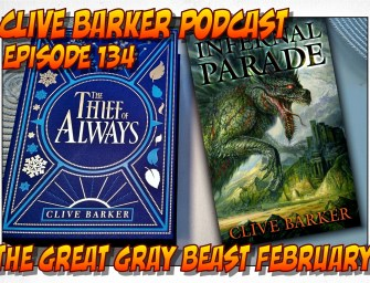134 : The Great Gray Beast February