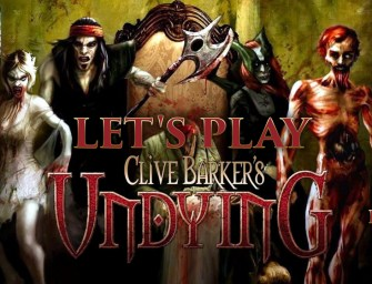 """Clive Barker's Undying"" LET'S PLAY pt.2!!!"