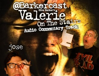 Valerie On The Stairs – Audio Commentary