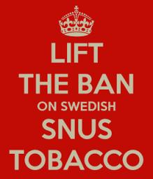 Lift Snus Ban