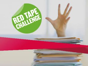 Red-Tape-Challenge