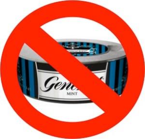 snus prohibition