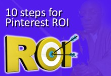 10 steps for Pinterest ROI