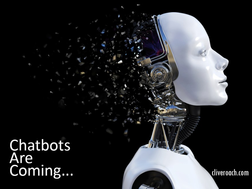 Chatbots are coming - how could you start using them?