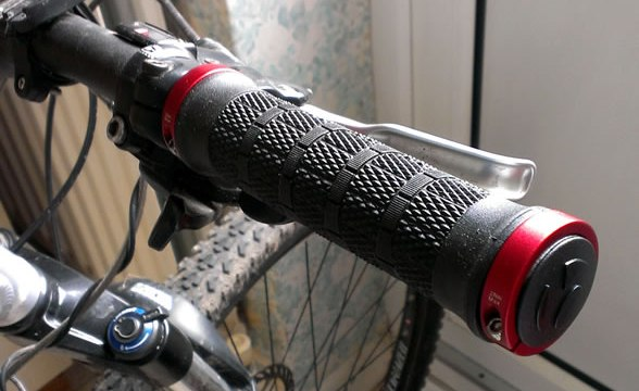 Bontrager Rhythm Lock-on grips