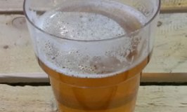 Hophead beer in a pint glass