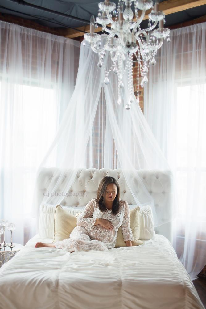 Frisco TX Maternity Professional Photographer CLJ Photography