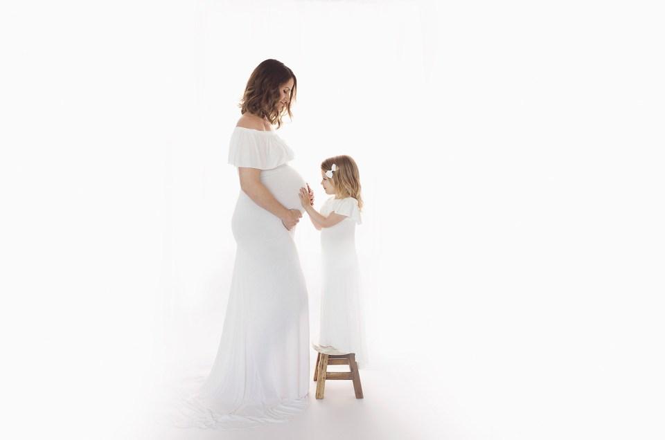 DFW Maternity and Newborn Photographer CLJ Photography