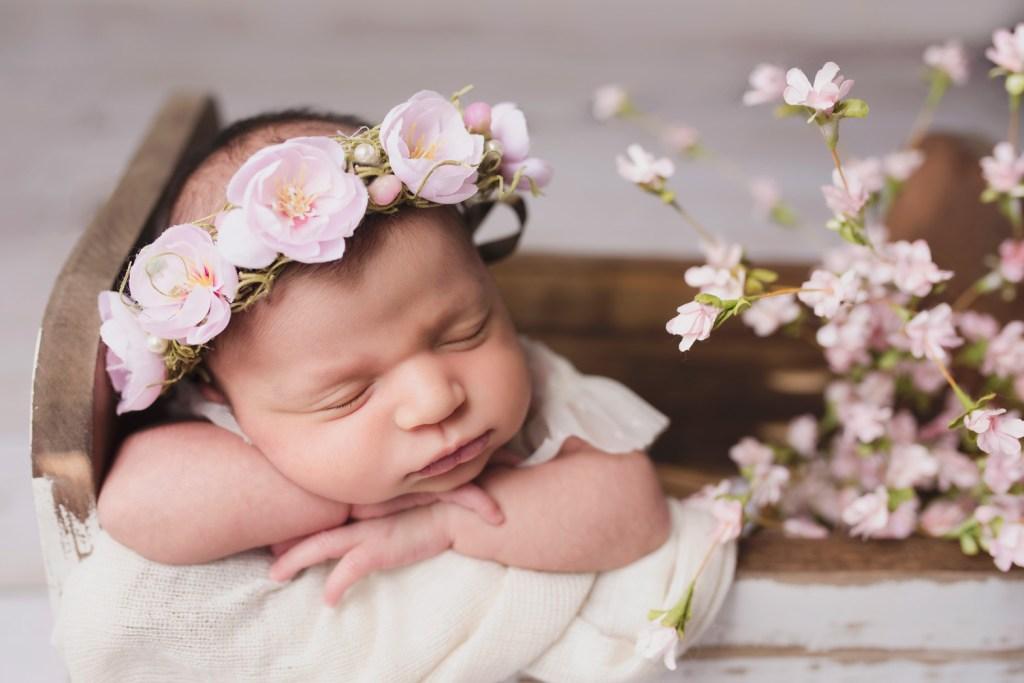 Studio Newborn Photo Shoot Frisco TX Indian Newborn Photo Shoot_CLJ Photography