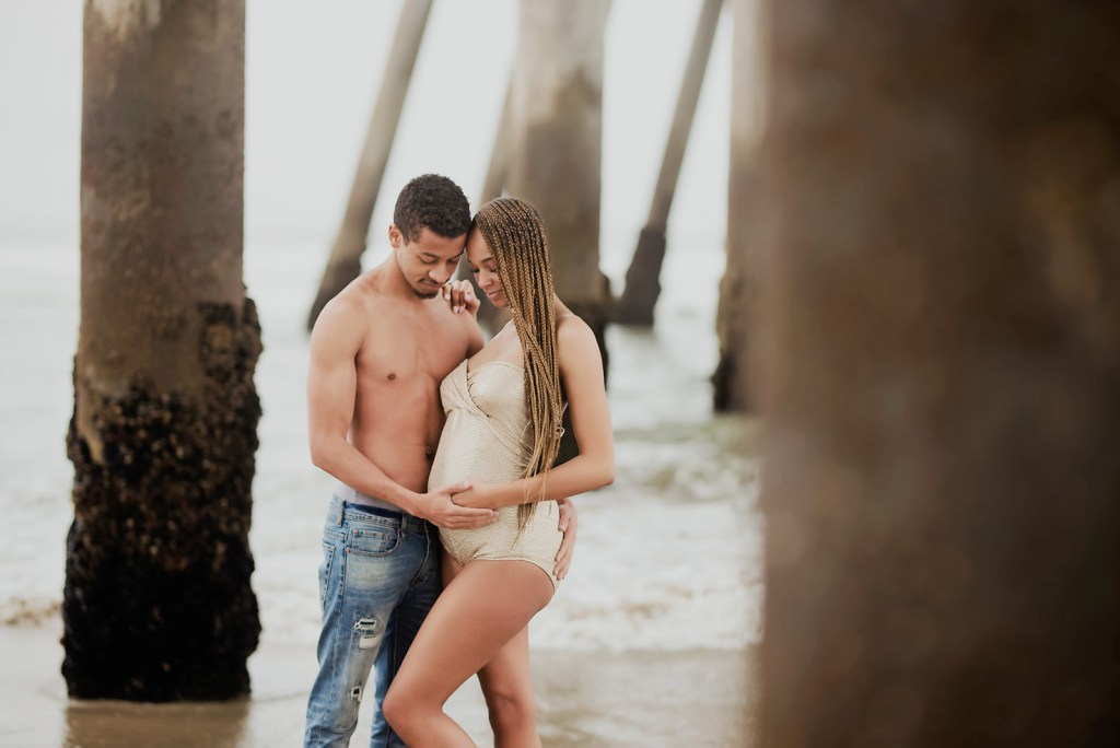 The Babymoon Photographer, Los Angeles Maternity Shoot, California Pregnancy Photographer