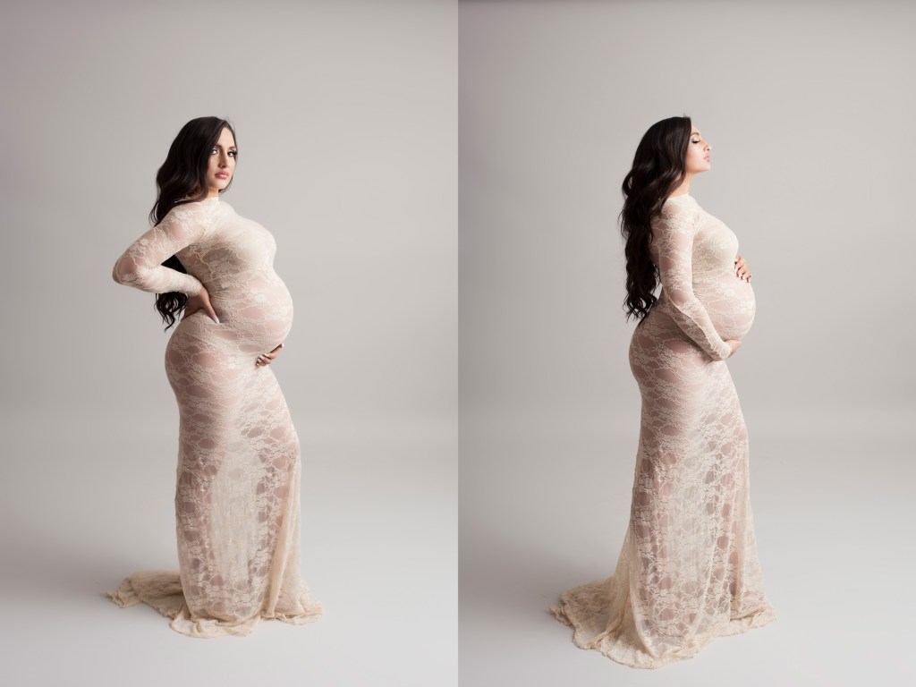 Fashion Maternity Photo Shoot Dallas, CLJ Photography, Luxurious Maternity Photographer