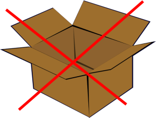 Image result for no box