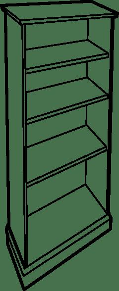 Kitchen Cupboard Cartoon