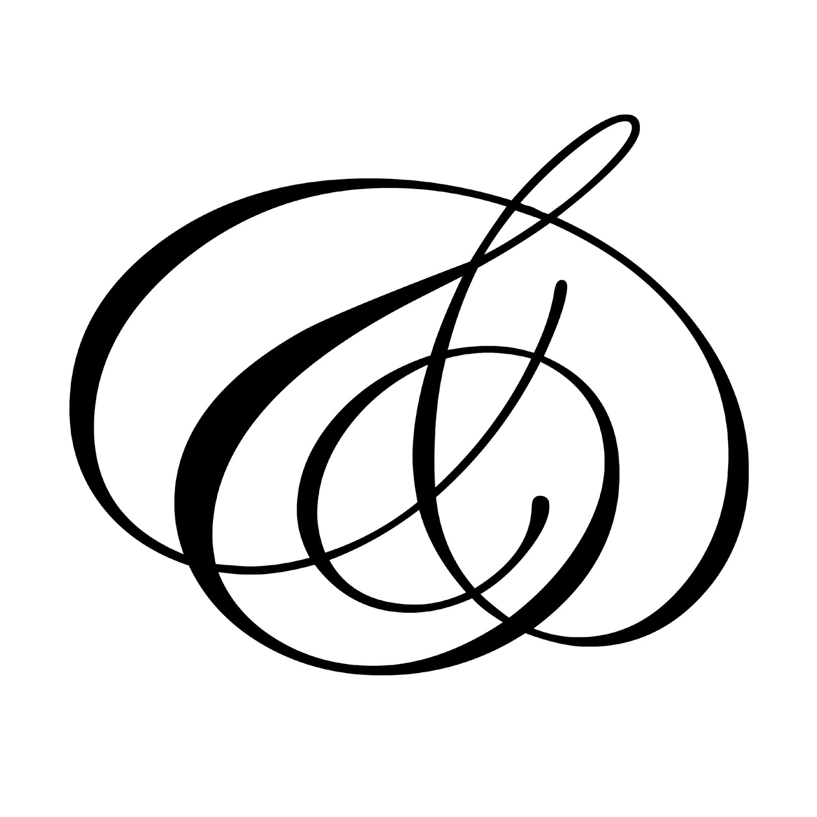 Ampersand Script Free Images At Clker