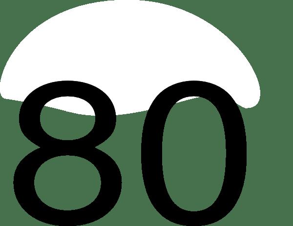 Download 80r Clip Art at Clker.com - vector clip art online ...