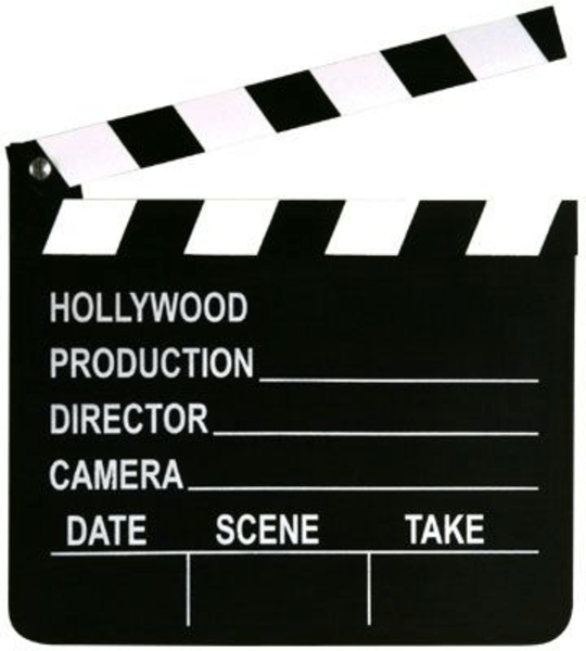 Movie Director | Free Images at Clker.com - vector clip ...