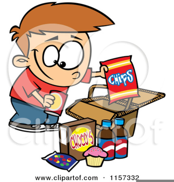 Eating Junk Food Clipart Free Images At Clker Com Vector Clip Art Online Royalty Free Public Domain