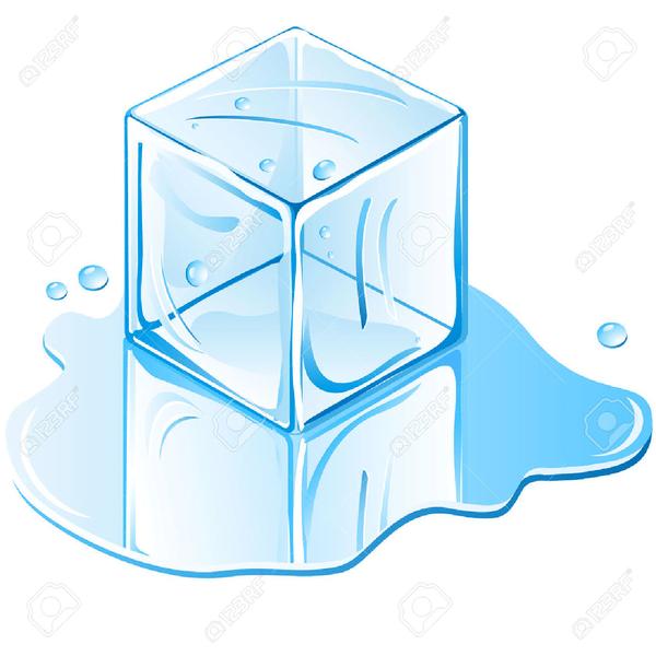 Ice Funny Clip Cube Art