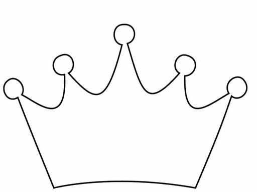 King And Queen Crown Clip Art