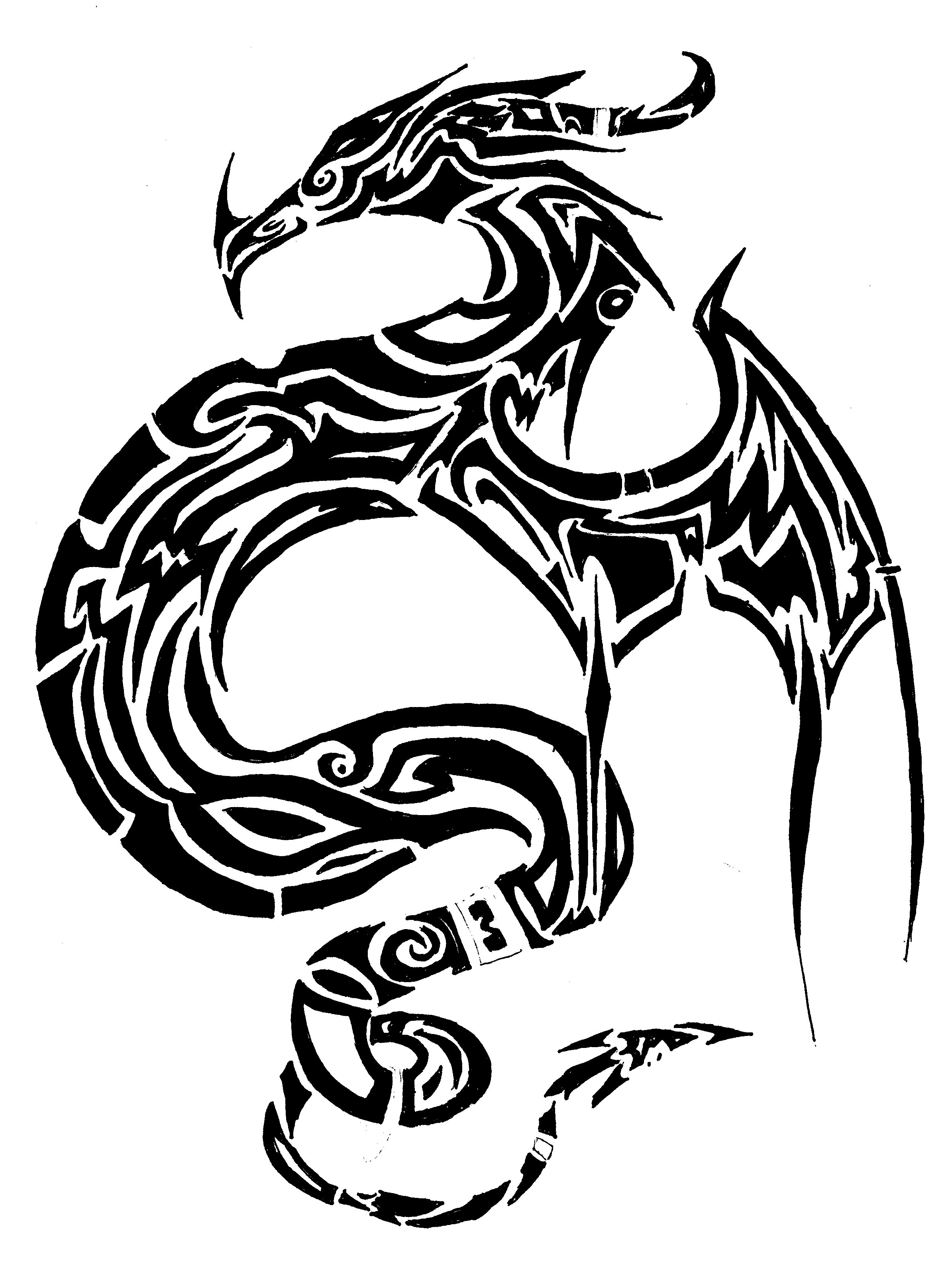 Dragon Free Images At Clker