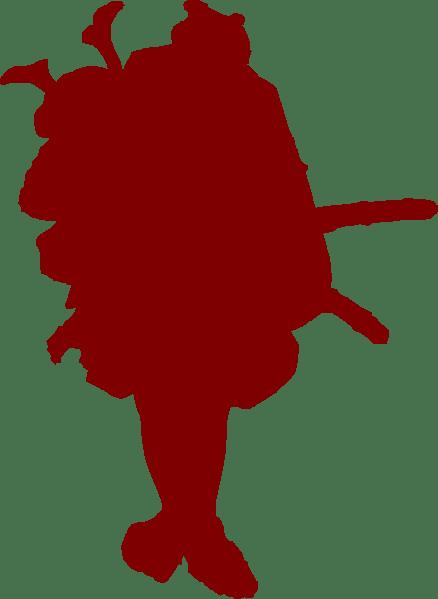 Samurai Silhouette Clip Art At Clker Com Vector Clip Art