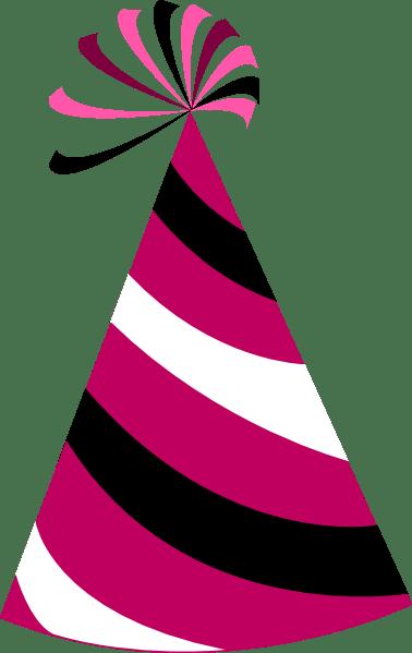 Funky Party Hat Clip Art At Clker Com Vector Clip Art