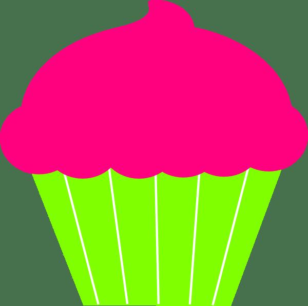 Cupcake Clip Art At Clker Com Vector Clip Art Online
