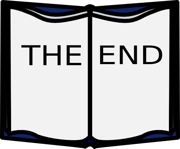 """Image result for """"the end"""" clipart"""