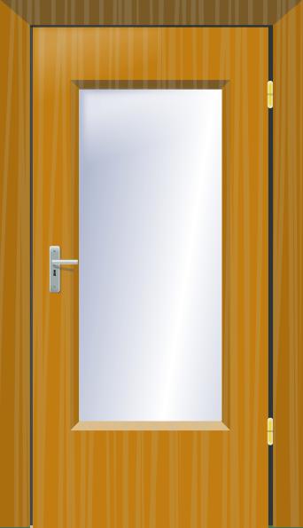 Office Glass Door Clip Art At Clker Com Vector Clip Art