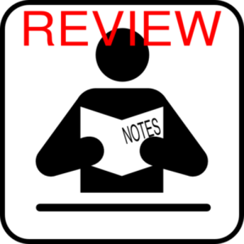 Image result for review your notes